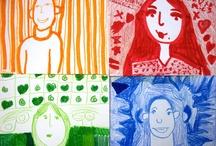 Home School : Art