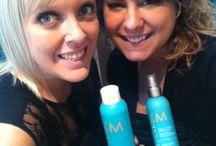 Moroccanoil / We love Moroccanoil products.
