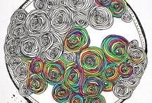 Doodle & Mandala Art / Follow me if you like it! :)