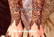 Bridal Henna Inspos