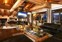 Chalet- Livingroom