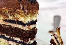 торт ежевика