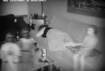 Paranormal Activity / Do You Believe in Ghosts? The Unexplained, Ghastly, Creepy, Bizarre?