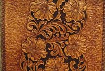 Art-Tooled Leather / by Cheri Carlson