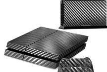 Playstation Skin / Hochwertige Folien / Skin für Playstation