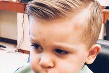 Hair cut for boys