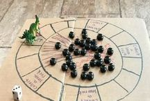 Games for Kids {Board Games, Table Games, Field Games, and other activities for children}