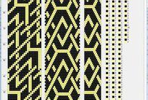 Bead crochet-schema