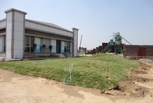 Earth Towne Construction Update as on 06th April 2012
