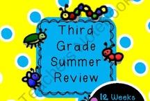 Teaching third grade