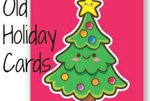Christmas ~ Cards
