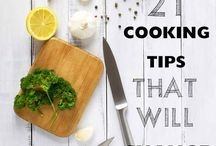 Cooking Tips / Cooking Tips