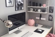 Lee's office space ideas