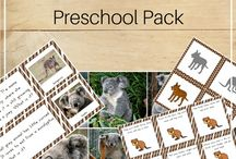 Preschool Printables on TpT
