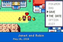 Pokemon Wedding <3