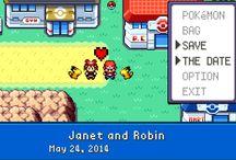 Pokemon Wedding <3