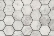 Marble Tile splashback