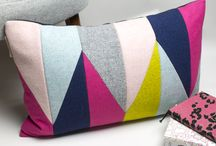 Pillows / Cool and colourful pillows