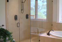 Glass Project Photos / Shower Doors, Interior Glass, Exterior Glass Railings