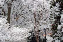 χειμωνιάτικα τοπία
