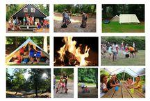 Impressies van schoolkampen / Leuke foto's van schoolkampen delen we graag!