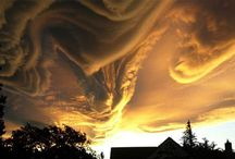 Cloud Busting / Natural Wonders