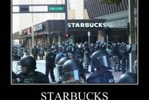 I Heart Starbucks! / I love Starbucks and being a night shift nurse, I pretty much run on the stuff.  / by Amanda Begley
