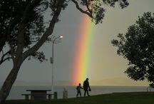 Rainbows for an Old Hippy