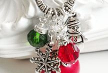 Christmas Holiday Beaded Jewelry Ideas / Christmas jewelry ideas