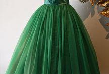 Fashion: Vintage, Retro, Antique / Vintage and retro fashion and patterns
