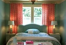 small bedroom ideas / by Kimberly Strange-Small