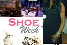 Shoe Week / Shoe Week™ was created to finally recognize, feature, and celebrate the luxury shoe market in fashion week form. Only a Shoe Fashion Week can truly focus on and honor the top designers and fashion houses. Co-Founded by Paul Farkas & Kimmie Smith.