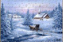 kış huzur