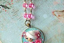 My dolls by La Petite Deco'