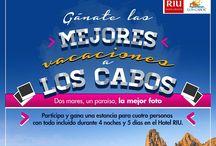 ¡Gánate un viaje a Los Cabos! / by Los Cabos Tourism