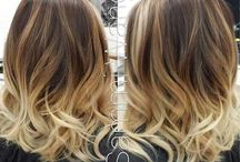 Kleuring ombre / balage