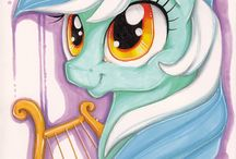 My little pony art ♡~♡