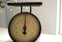 Vintage Scales / by Ruth G