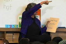 Word Up! / Vocabulary Instruction   / by Janie Hogan