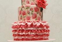 Rufflet cake