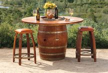Barrels of Ideas  / Wine barrels reinvented