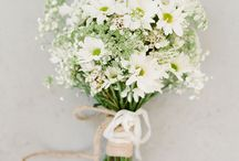 Wedding bridal bouqet