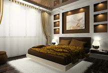 Bedroom Ideas / by Valarie Harris