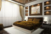 Bedroom Ideas / by Valarie Harris