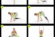 yoga butt