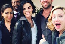 Blindspot / actually most favourite series :)