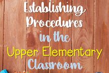 Classroom Management in Upper Elementary