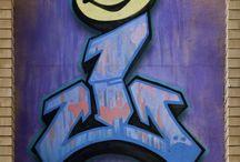 Street art / Photographs of street art around Melbourne