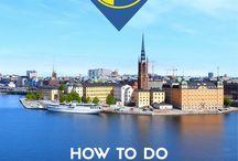 Stockholm trip.