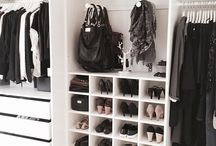 Wardrobe goals / If only my floordrobe looked like these